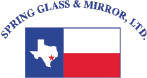 Spring Glass & Mirror Logo